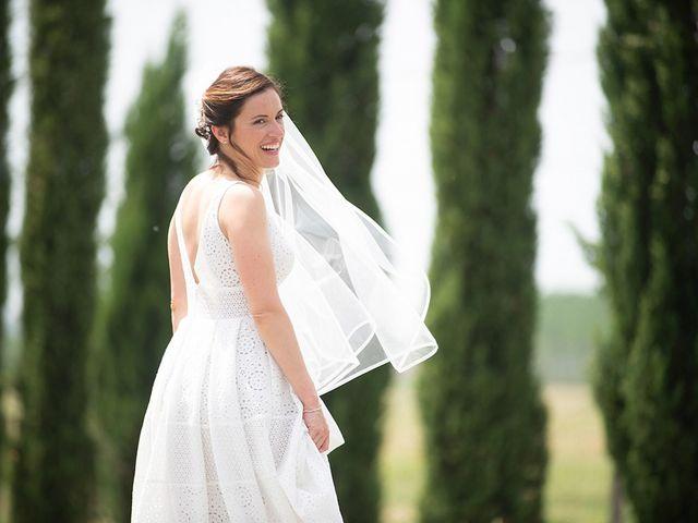 Il matrimonio di Francesco e Silvia a Palaia, Pisa 36