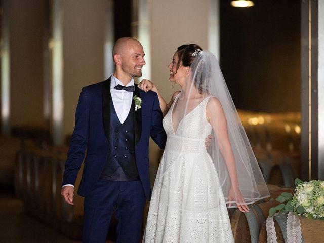 Il matrimonio di Francesco e Silvia a Palaia, Pisa 60
