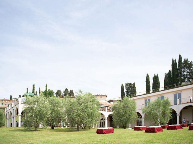 Il matrimonio di Francesco e Silvia a Palaia, Pisa 48