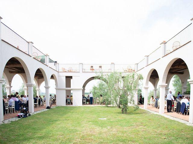 Il matrimonio di Francesco e Silvia a Palaia, Pisa 73