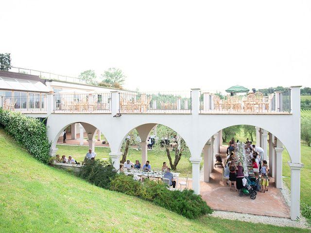 Il matrimonio di Francesco e Silvia a Palaia, Pisa 74