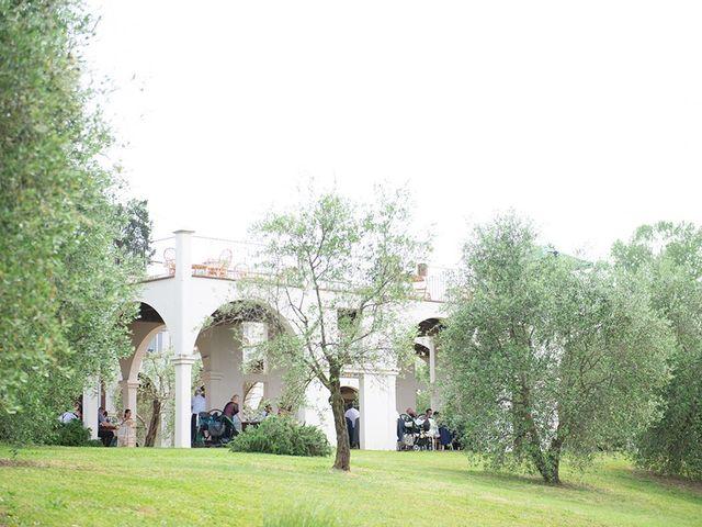 Il matrimonio di Francesco e Silvia a Palaia, Pisa 75
