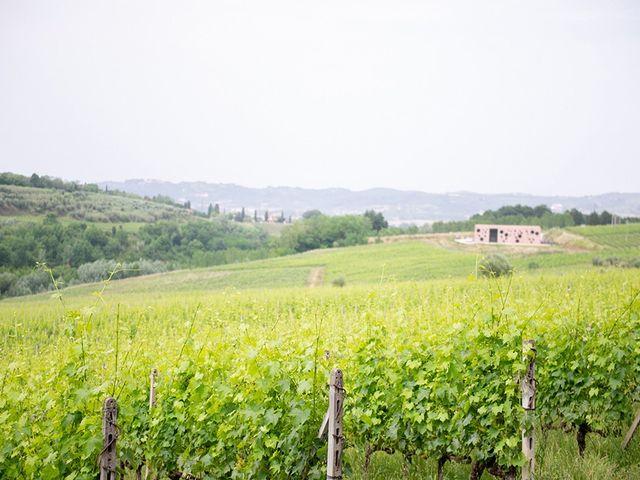 Il matrimonio di Francesco e Silvia a Palaia, Pisa 49
