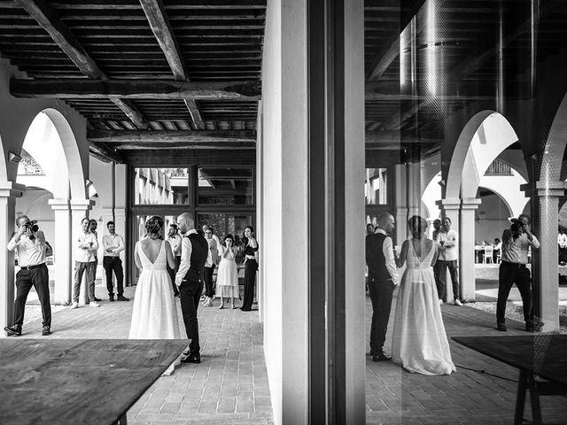 Il matrimonio di Francesco e Silvia a Palaia, Pisa 83