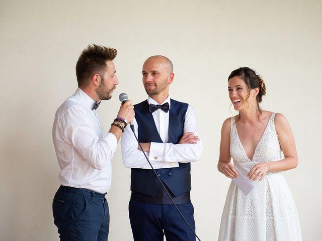 Il matrimonio di Francesco e Silvia a Palaia, Pisa 82