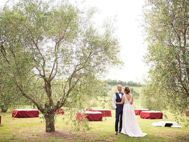 Il matrimonio di Francesco e Silvia a Palaia, Pisa 68
