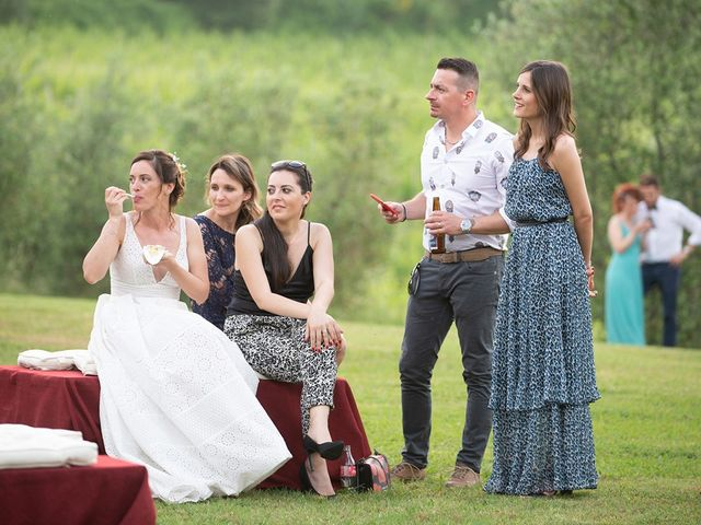 Il matrimonio di Francesco e Silvia a Palaia, Pisa 108