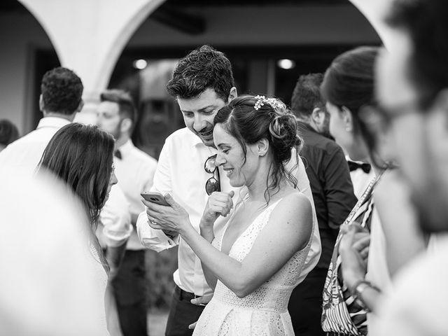 Il matrimonio di Francesco e Silvia a Palaia, Pisa 109