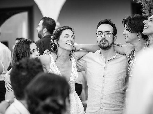 Il matrimonio di Francesco e Silvia a Palaia, Pisa 110