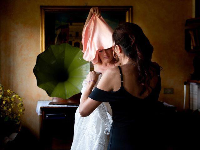 Il matrimonio di Francesco e Silvia a Palaia, Pisa 14