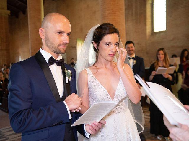 Il matrimonio di Francesco e Silvia a Palaia, Pisa 22