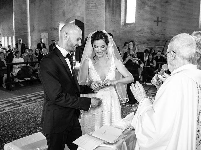 Il matrimonio di Francesco e Silvia a Palaia, Pisa 25