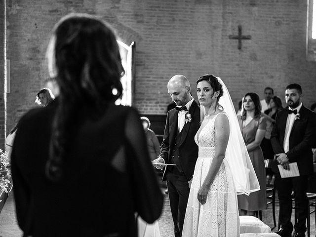 Il matrimonio di Francesco e Silvia a Palaia, Pisa 26