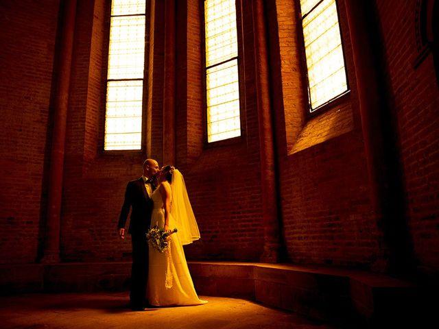 Il matrimonio di Francesco e Silvia a Palaia, Pisa 28