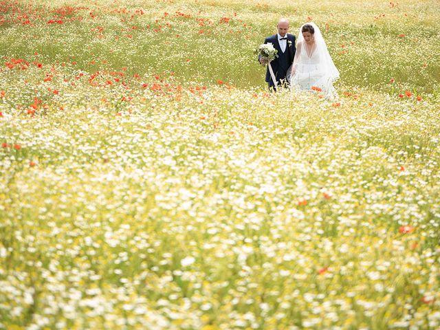 Il matrimonio di Francesco e Silvia a Palaia, Pisa 44