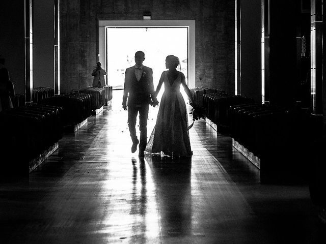 Il matrimonio di Francesco e Silvia a Palaia, Pisa 67