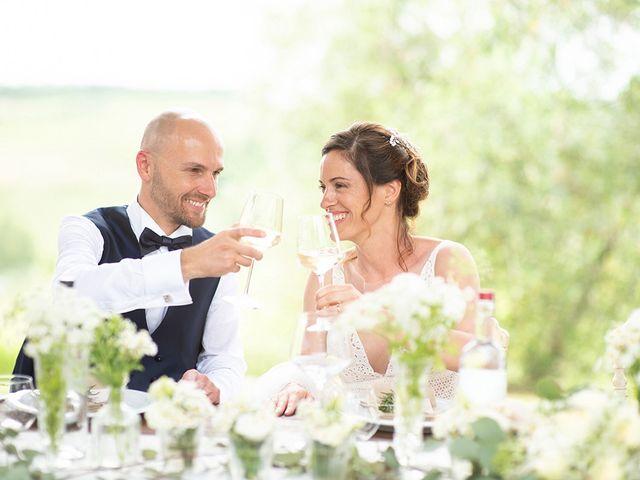 Il matrimonio di Francesco e Silvia a Palaia, Pisa 71