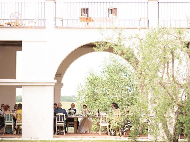 Il matrimonio di Francesco e Silvia a Palaia, Pisa 72