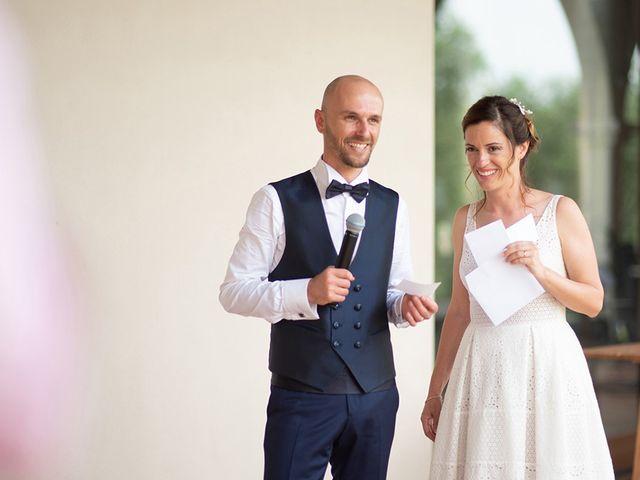 Il matrimonio di Francesco e Silvia a Palaia, Pisa 86