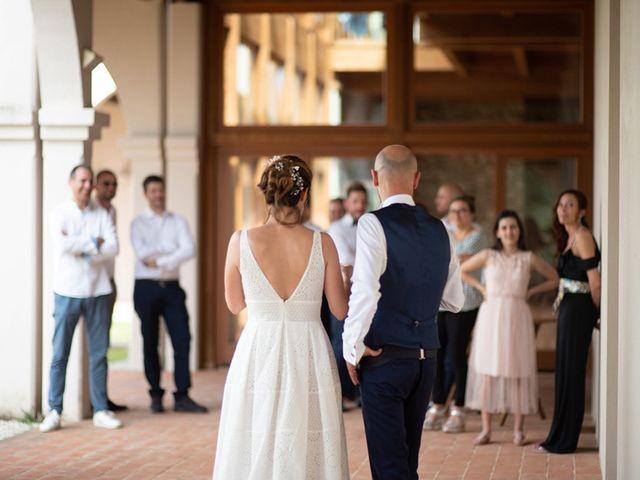 Il matrimonio di Francesco e Silvia a Palaia, Pisa 87