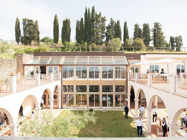 Il matrimonio di Francesco e Silvia a Palaia, Pisa 90