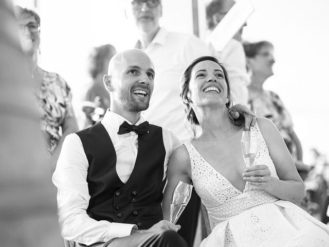 Il matrimonio di Francesco e Silvia a Palaia, Pisa 101
