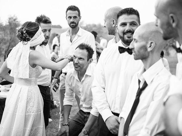 Il matrimonio di Francesco e Silvia a Palaia, Pisa 126