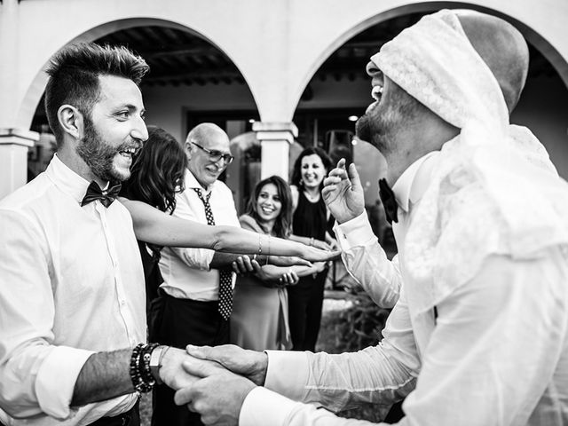 Il matrimonio di Francesco e Silvia a Palaia, Pisa 128