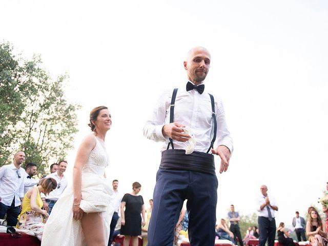 Il matrimonio di Francesco e Silvia a Palaia, Pisa 132