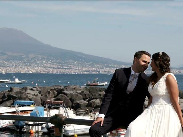 Le nozze di Chiara e Luca