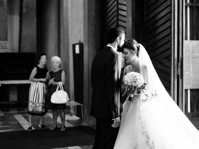 Il matrimonio di Matteo e Chiara a Milano, Milano 34