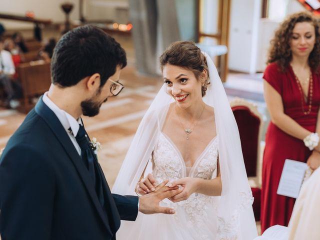 Il matrimonio di Matteo e Chiara a Milano, Milano 44