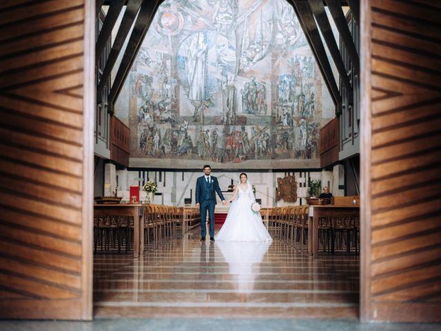 Il matrimonio di Matteo e Chiara a Milano, Milano 47