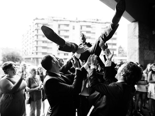 Il matrimonio di Matteo e Chiara a Milano, Milano 53