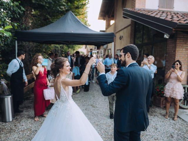 Il matrimonio di Matteo e Chiara a Milano, Milano 56