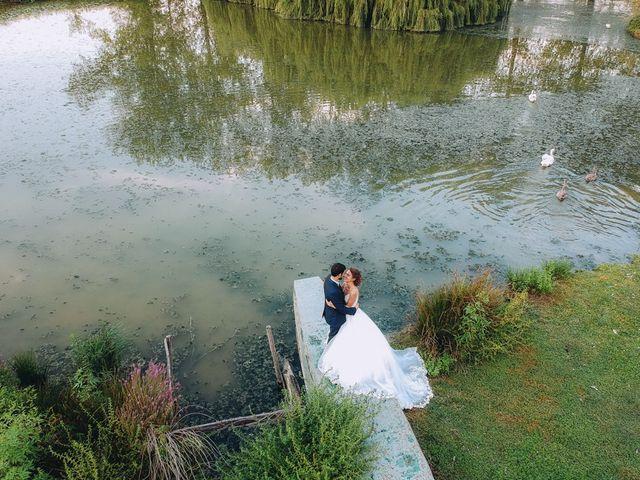 Il matrimonio di Matteo e Chiara a Milano, Milano 58