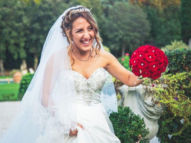 Il matrimonio di Mattia e Angela a Rimini, Rimini 15