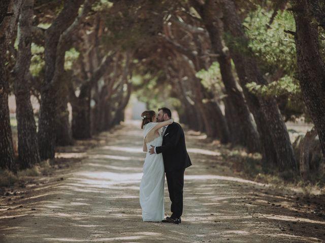 Le nozze di Maria Luisa e Nicola