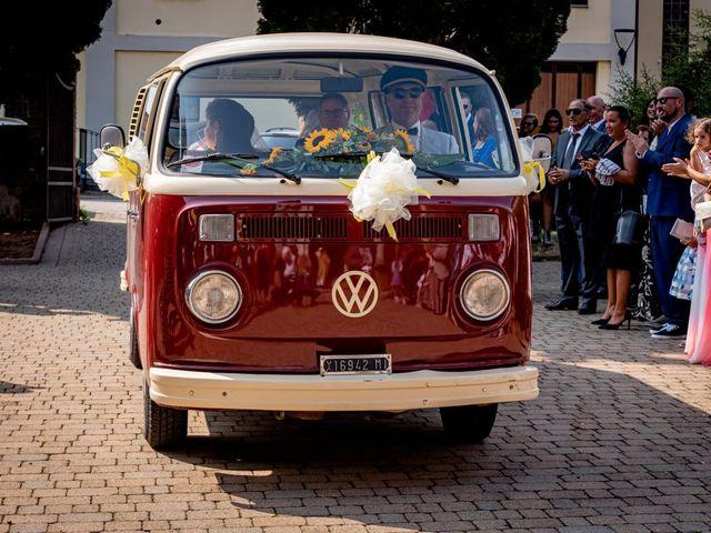 Il matrimonio di Danilo e Annamaria a Salussola, Biella 24