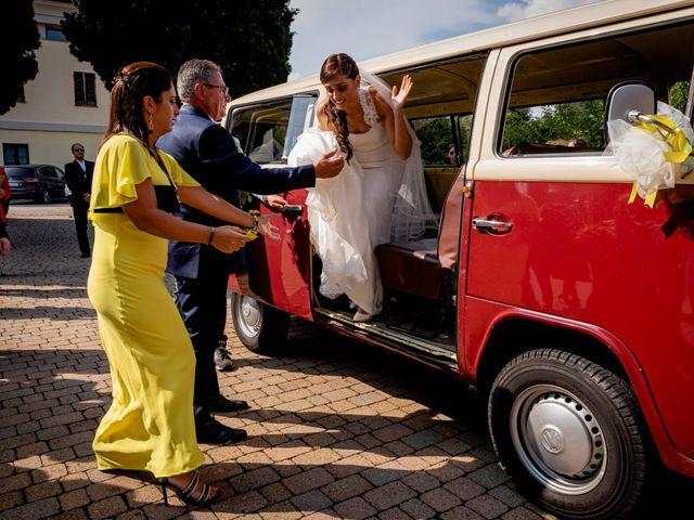 Il matrimonio di Danilo e Annamaria a Salussola, Biella 25