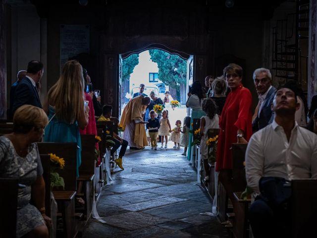 Il matrimonio di Danilo e Annamaria a Salussola, Biella 26