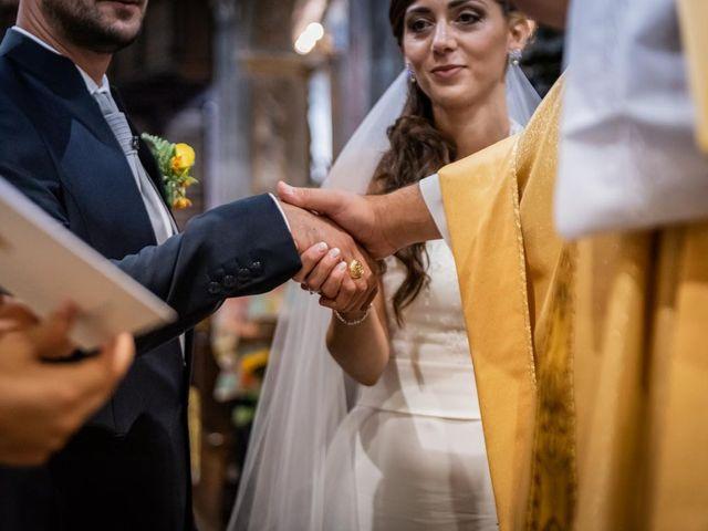 Il matrimonio di Danilo e Annamaria a Salussola, Biella 31