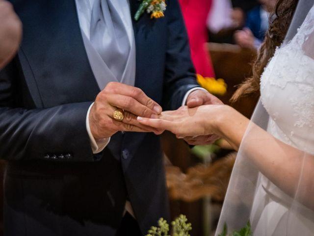 Il matrimonio di Danilo e Annamaria a Salussola, Biella 32