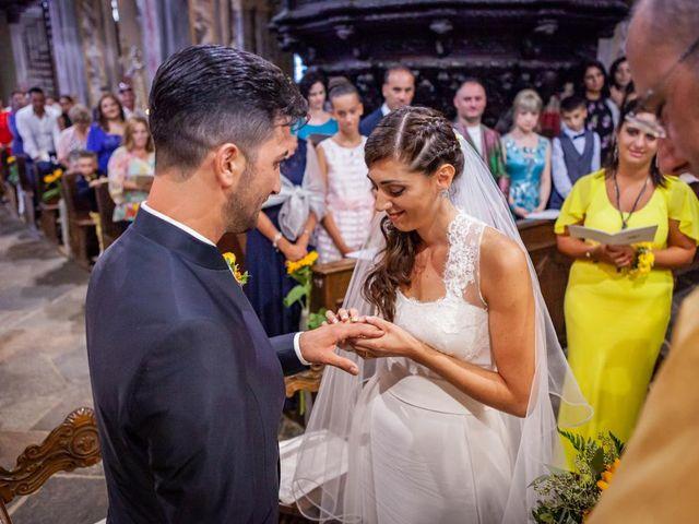 Il matrimonio di Danilo e Annamaria a Salussola, Biella 33