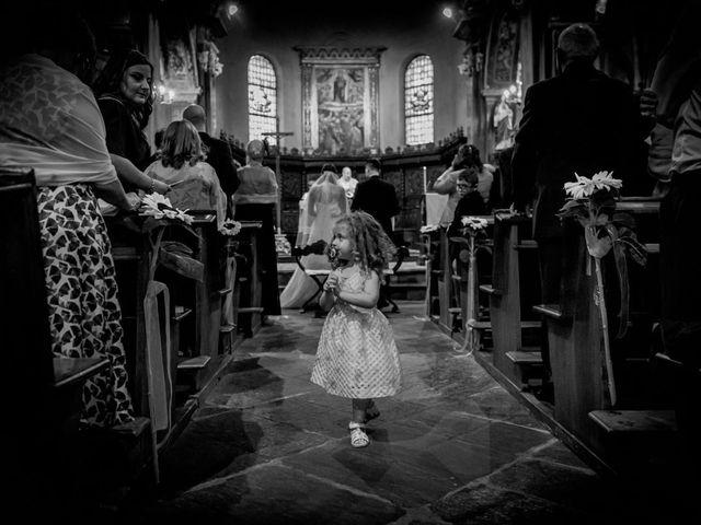Il matrimonio di Danilo e Annamaria a Salussola, Biella 34