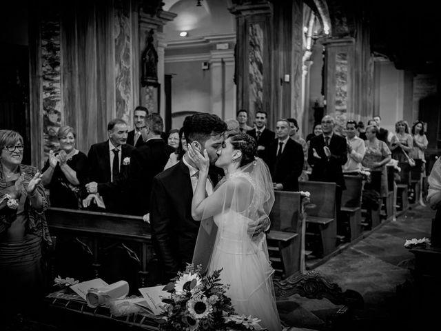 Il matrimonio di Danilo e Annamaria a Salussola, Biella 35