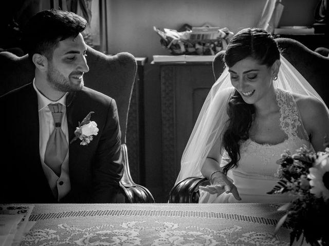 Il matrimonio di Danilo e Annamaria a Salussola, Biella 36