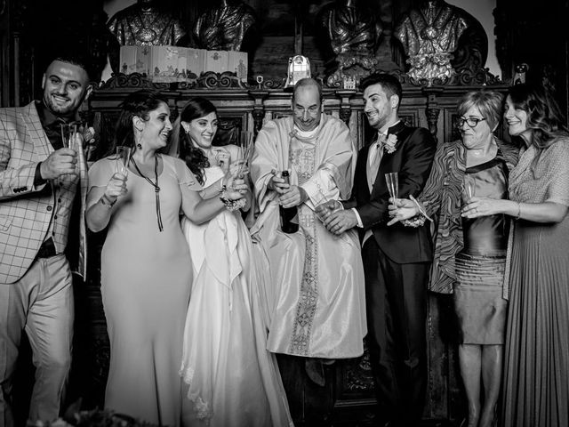Il matrimonio di Danilo e Annamaria a Salussola, Biella 37