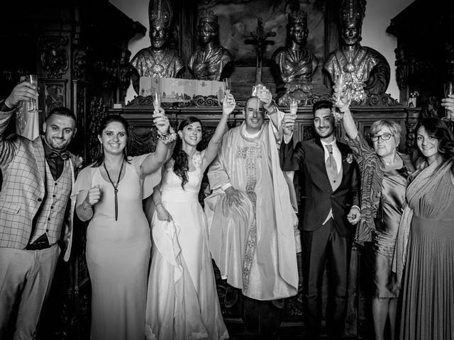 Il matrimonio di Danilo e Annamaria a Salussola, Biella 38