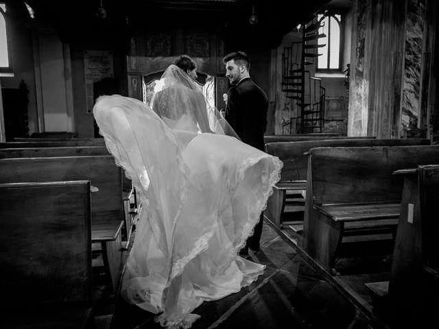 Il matrimonio di Danilo e Annamaria a Salussola, Biella 39